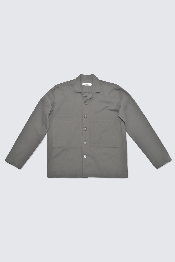 Kloke - Collective Over Shirt Dark Olive