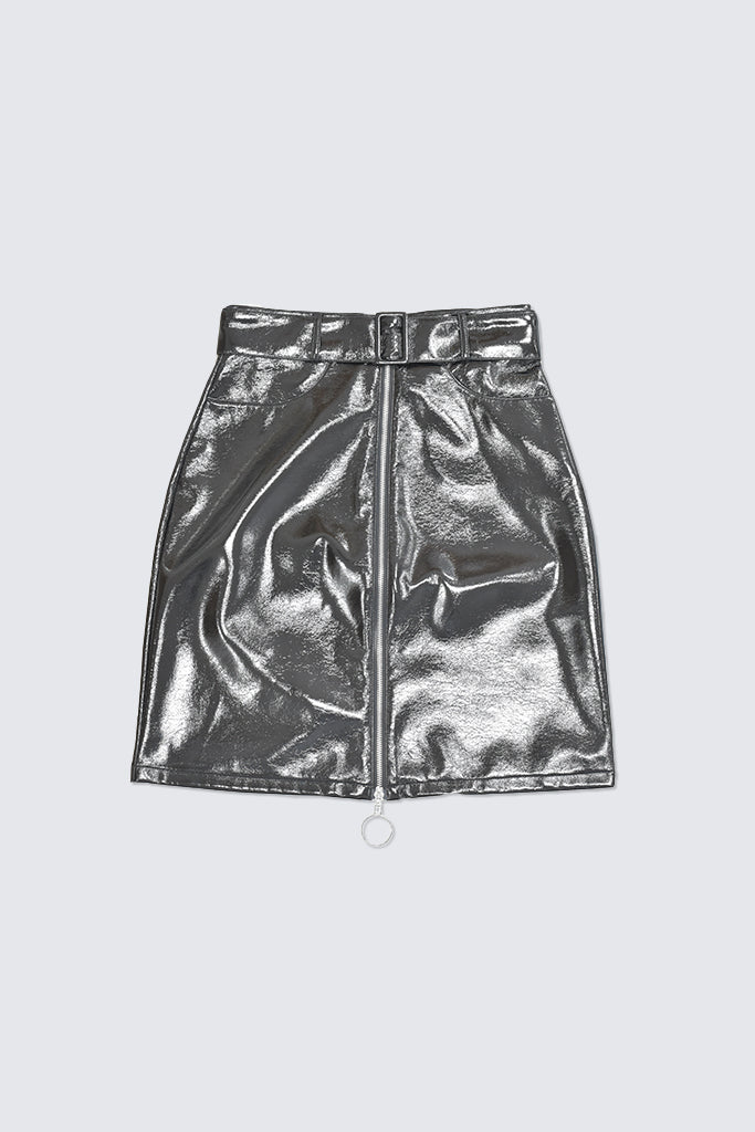 Hosbjerg - Iron Skirt Black