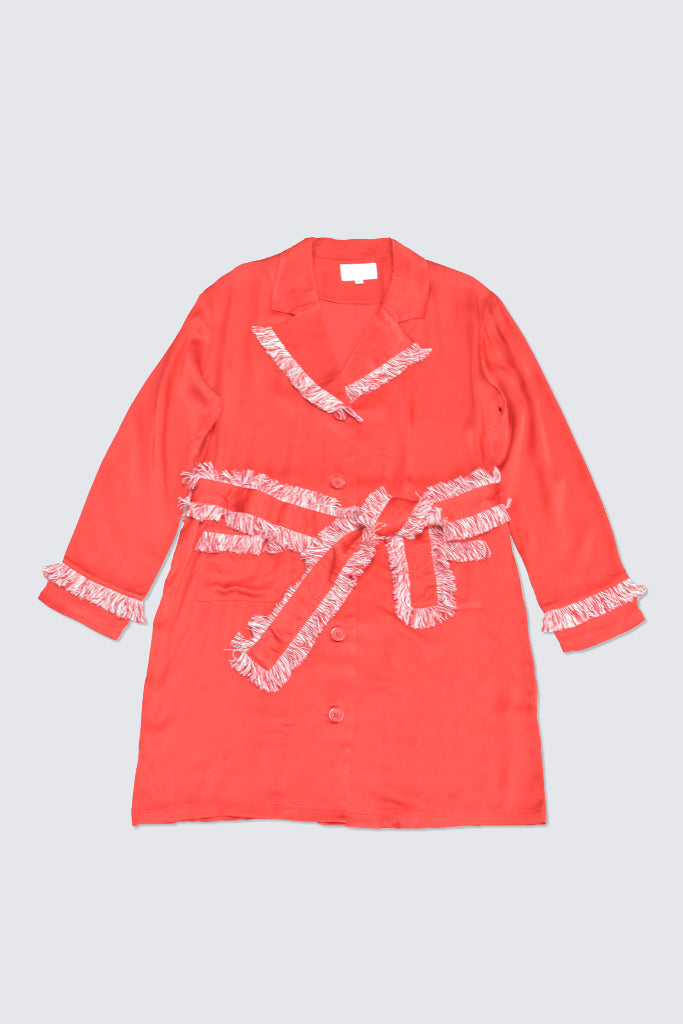 Hosbjerg - Idelle Shirt Jacket Red