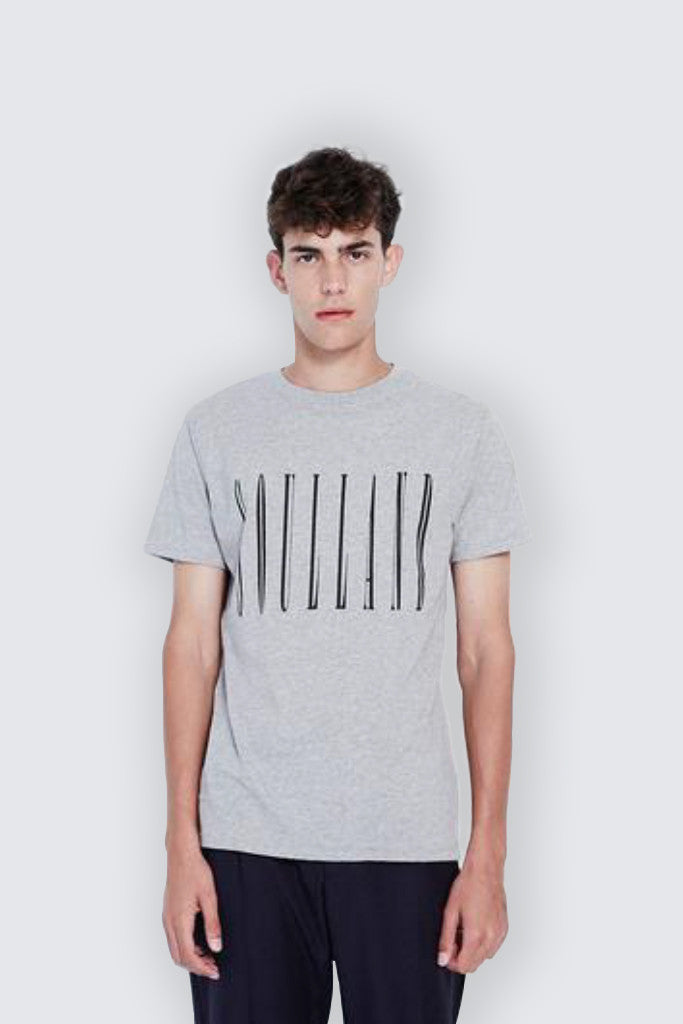 Soulland - Barker T-shirt Grey
