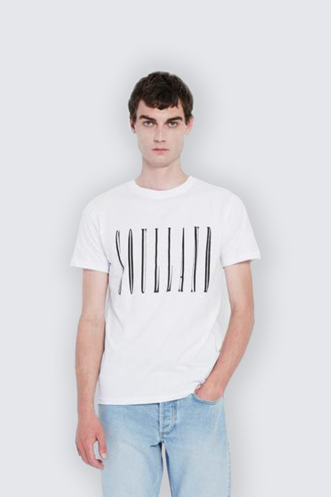 Soulland - Barker T-shirt White