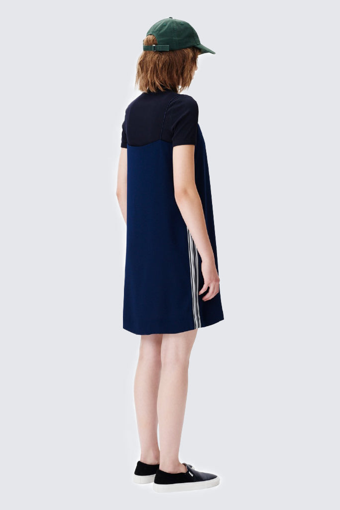 Wood Wood - Carly Dress Navy