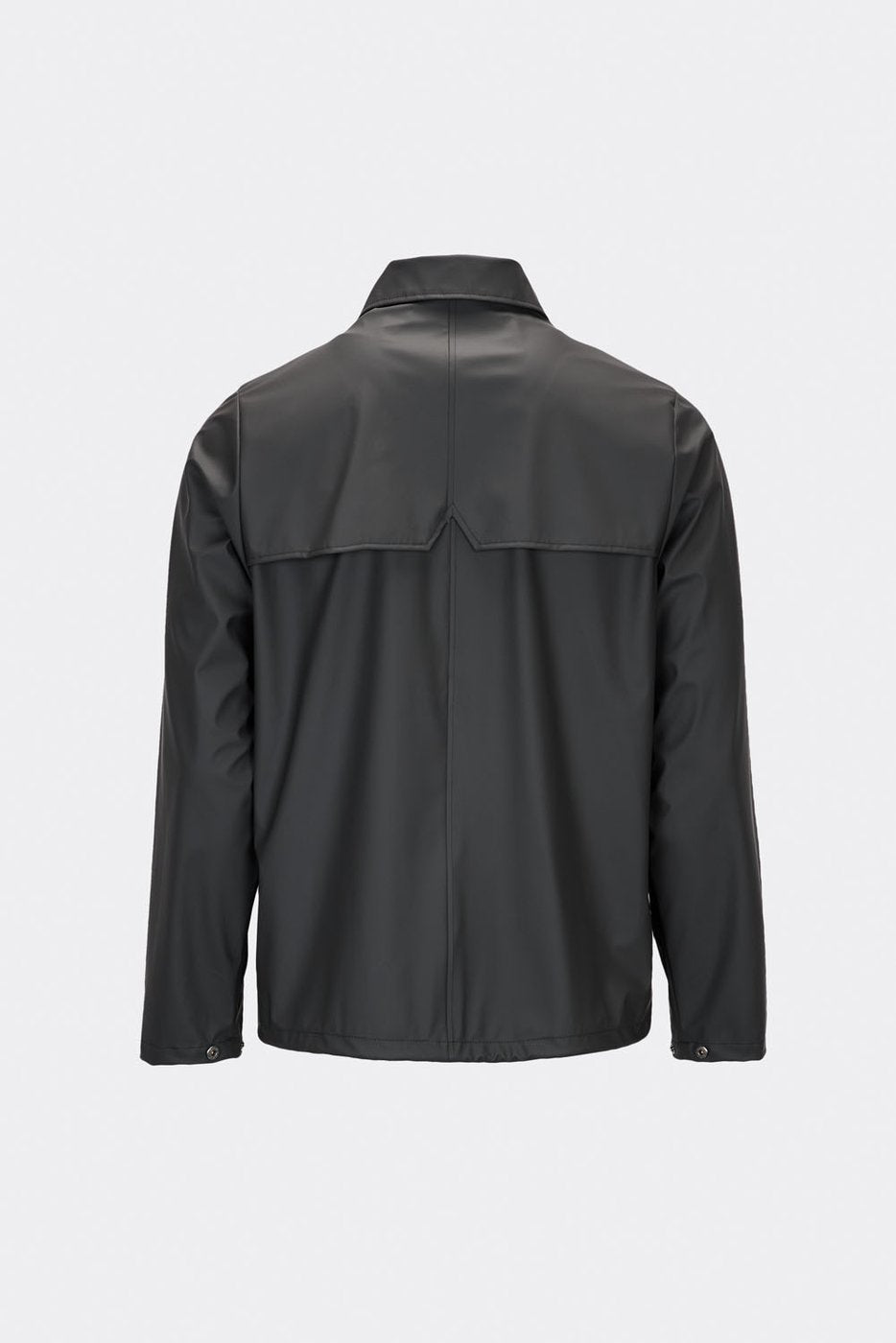 Rains - Coach Jacket Black