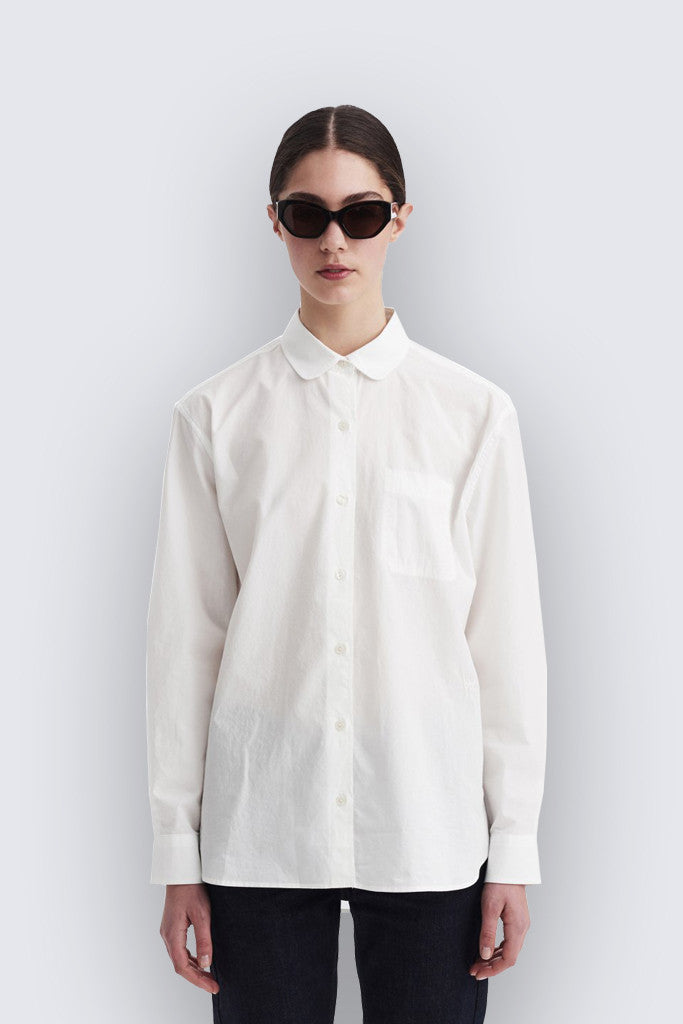 Wood Wood - Dana Shirt White