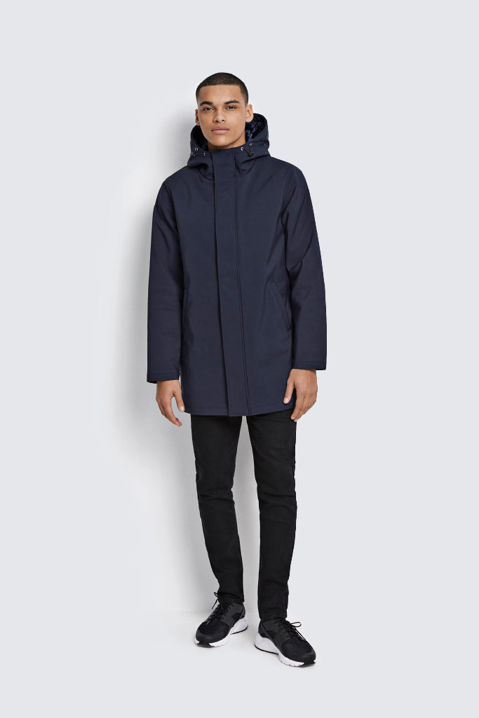 WEARECPH - Ginkel Jacket Navy