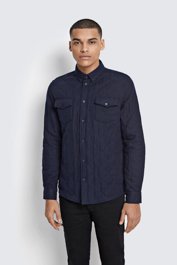 WEARECPH - Jerzy Shirt Navy