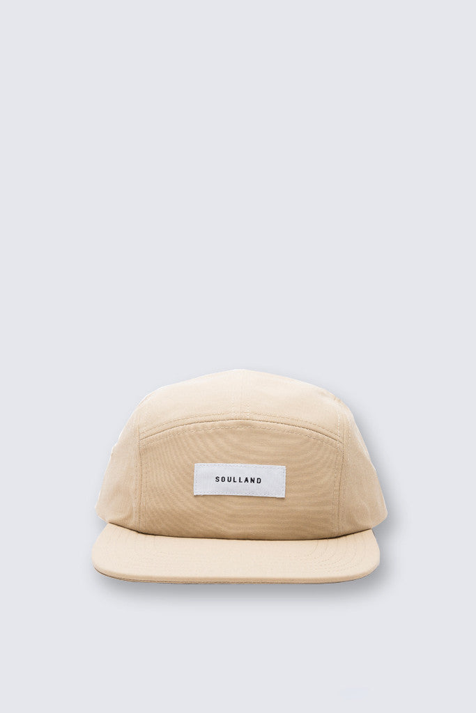 Soulland - Johnny Cap Beige