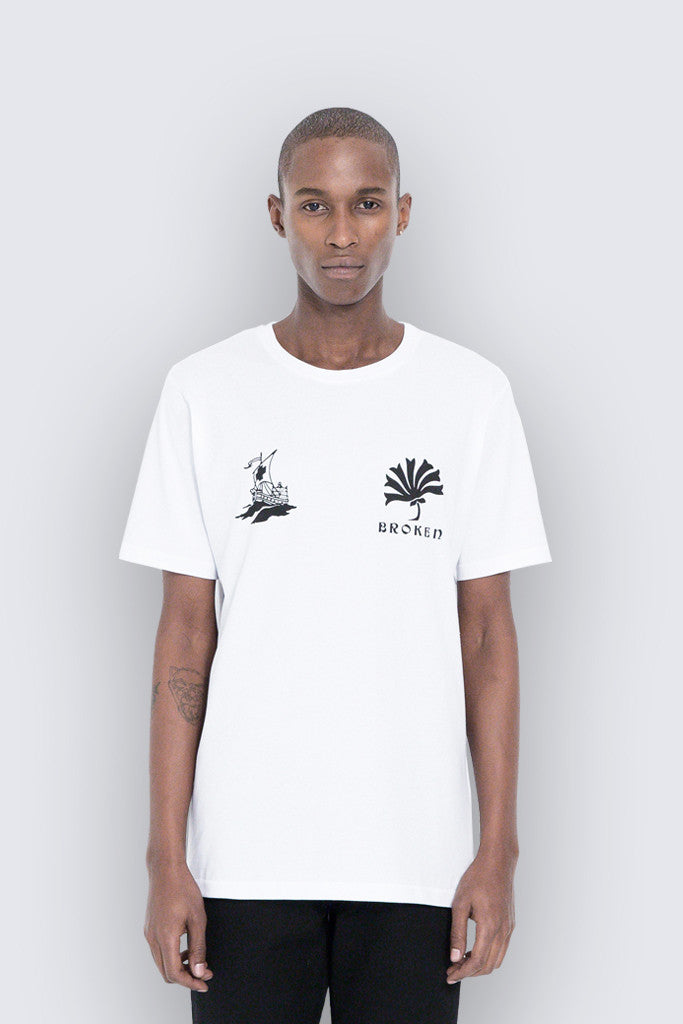 Soulland - Kidder T-Shirt White