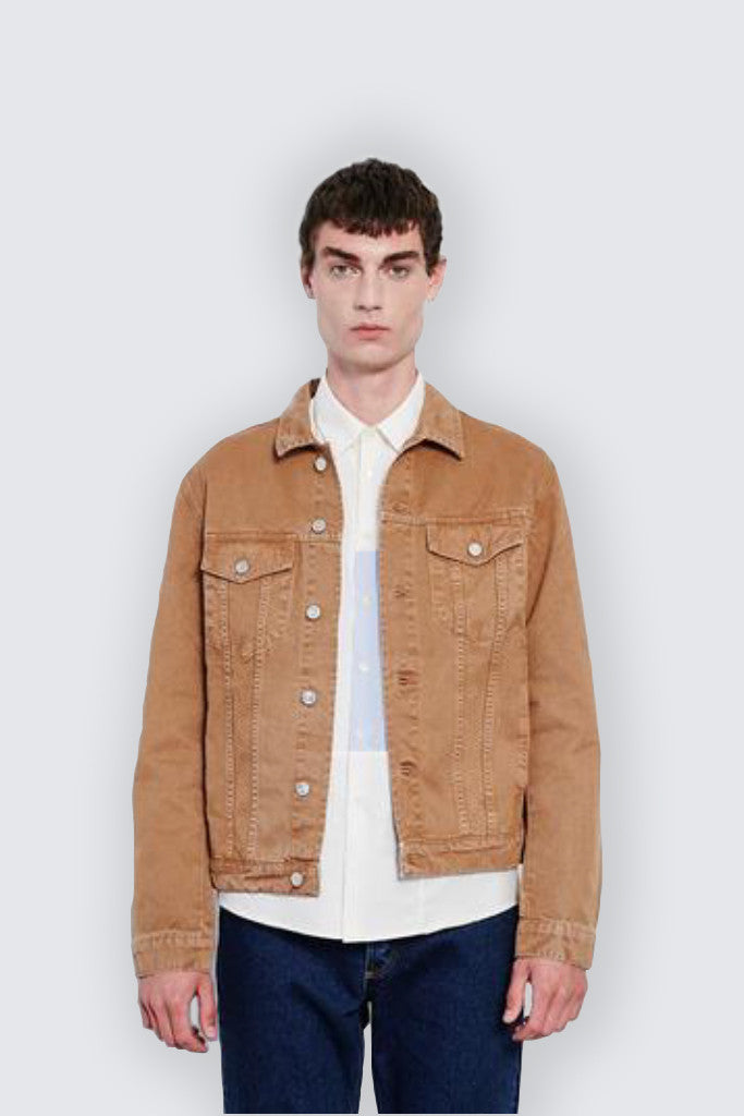 Soulland - Shelton Jacket Brown