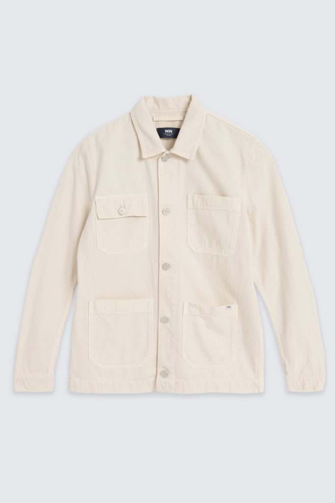 Wood Wood - Ludo Jacket Off white