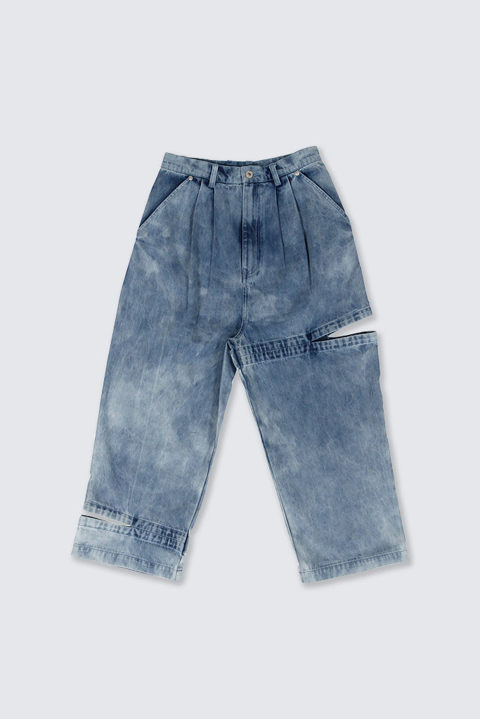 Perks and Mini - Poetry Bribri Jean Stone Wash