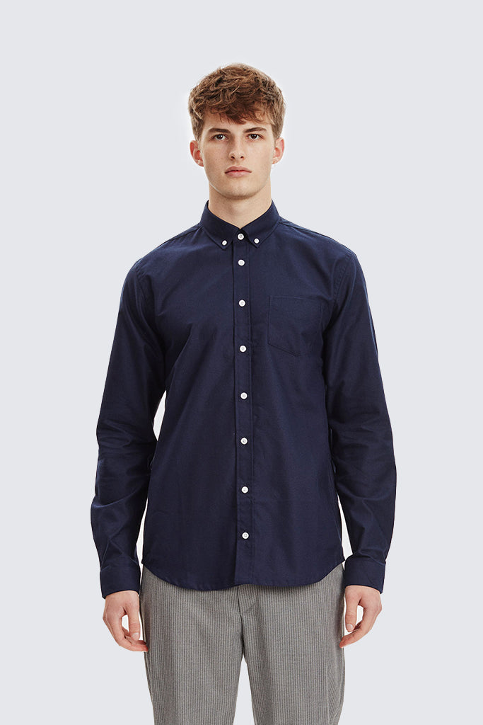 Libertine Libertine - Hunter Shirt Peacoat