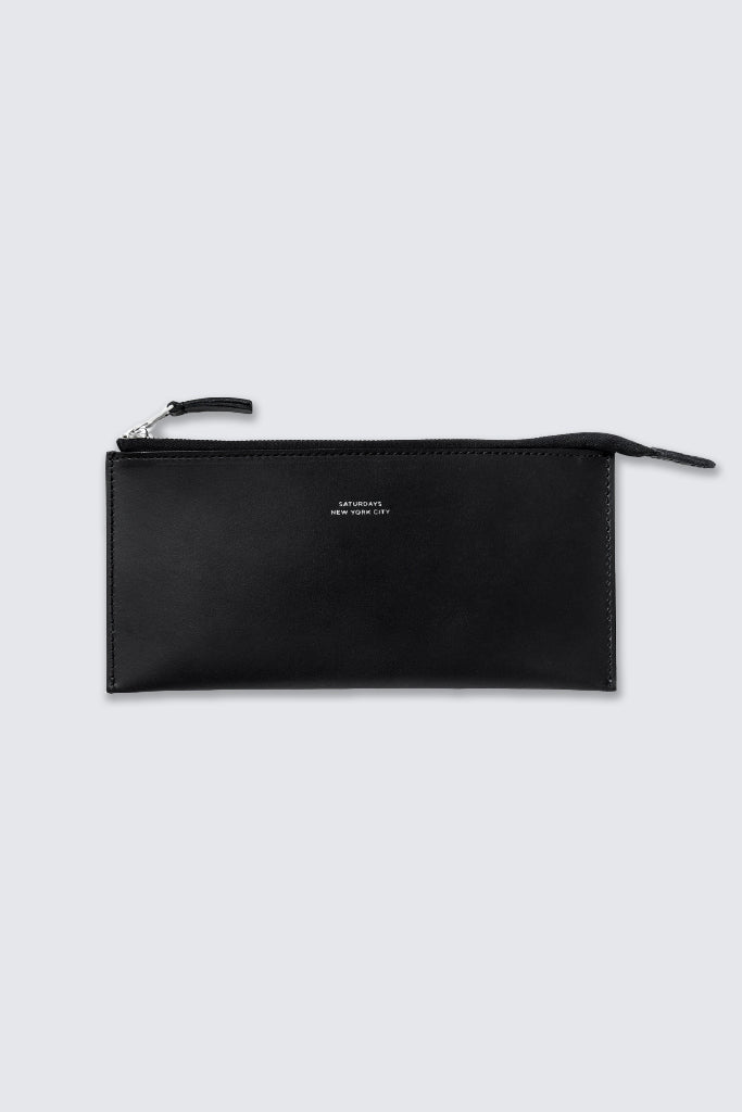 Saturdays NYC - Kirk Wallet Black