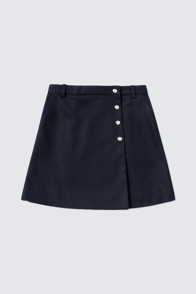 Wood Wood - Nina Skirt Navy