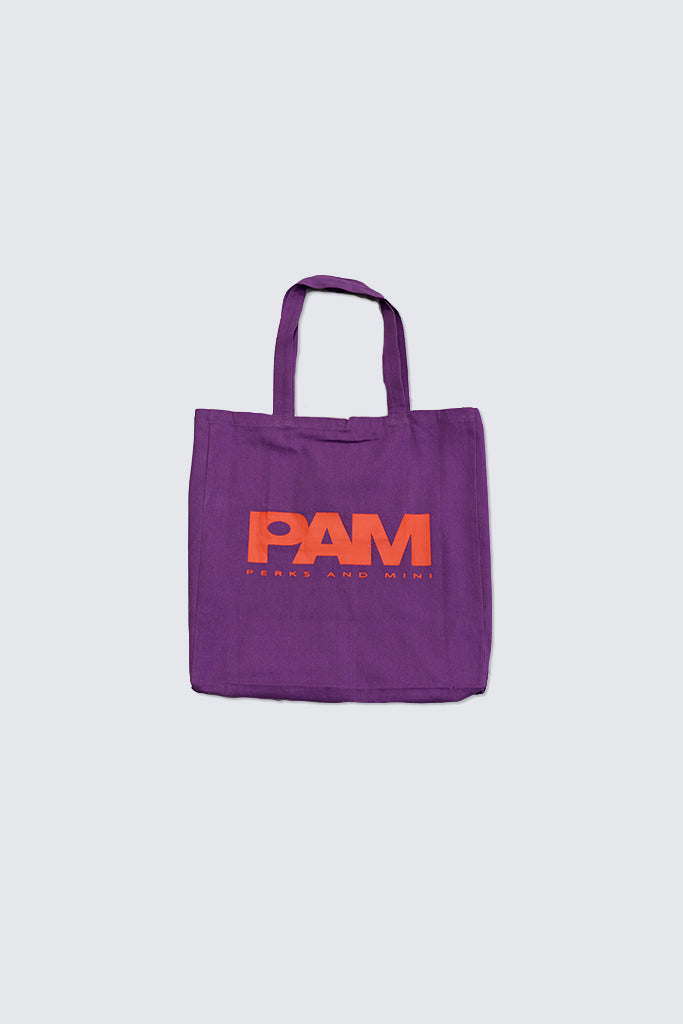 Perks and Mini - P.A.Maiden Tote Bag Purple