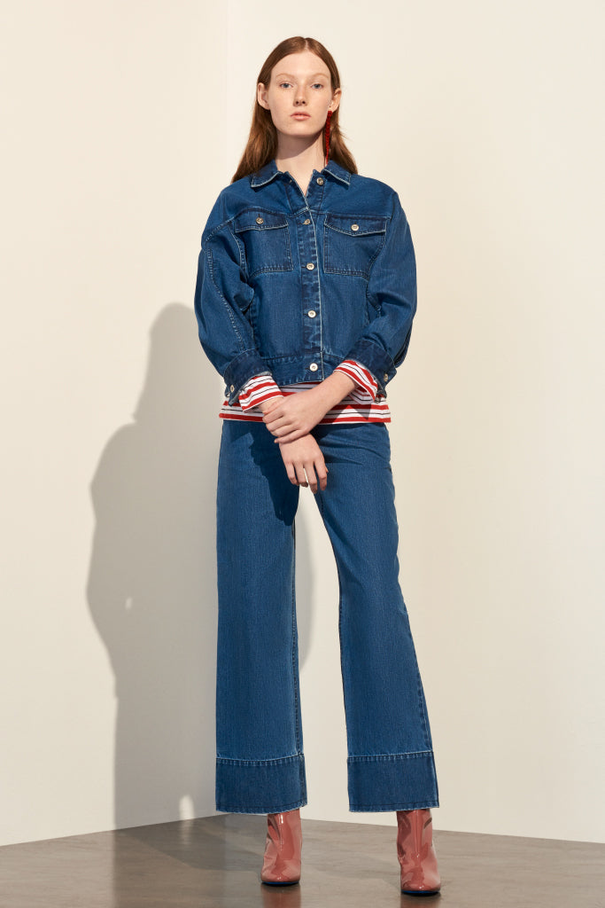Kowtow - Stage Pant Denim