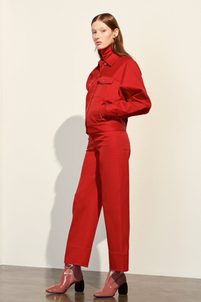 Kowtow - Stage Pant Red