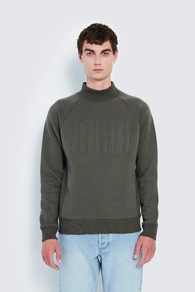 Soulland - Sjevy Sweat Green