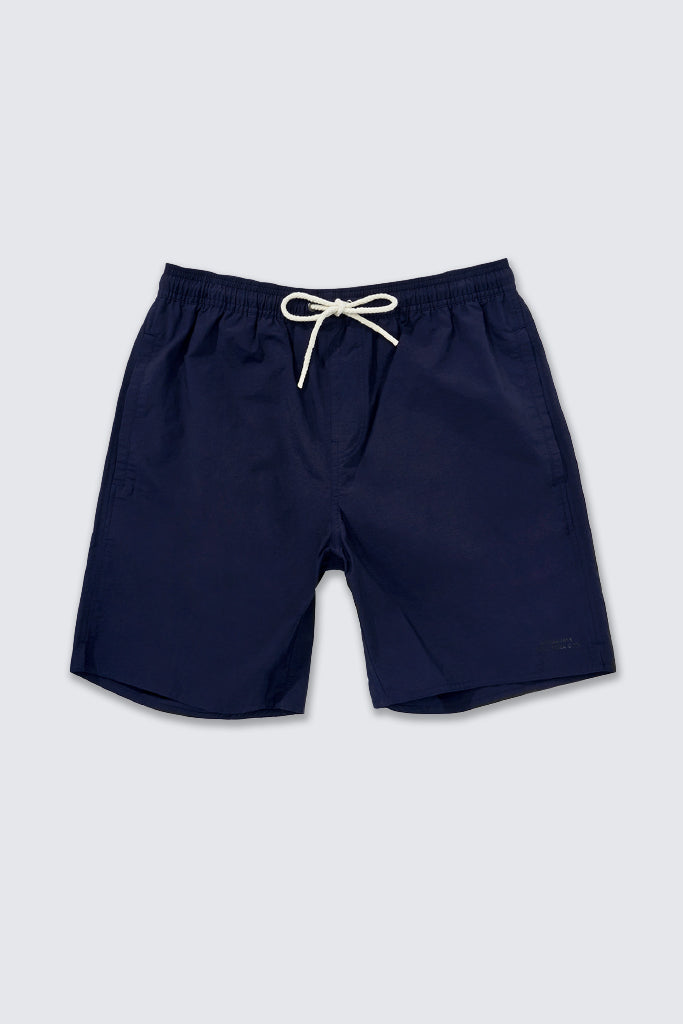 Saturdays NYC - Timothy Shirt Short Navy