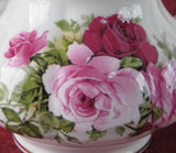 Teapot Summertime Rose New Springfield English Bone China 4-6 Cups - Antiques And Teacups - 3