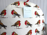 Red Robins Birds Tea Cozy Padded Madeleine Floyd Cosy Ulster Large Artist Design