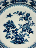 Plate Blue Transferware Masons Manchu Ironstone 1940s English Transferware
