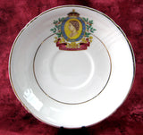 Queen Elizabeth II Coronation 1953 Saucer Only Kensington Price England No Cup