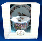 Brambly Hedge Autumn Cup And Saucer Royal Doulton 1983 Original Box Jill Barklem