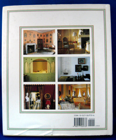 Book Laura Ashley At Home Coffee Table Book 1988 English Decor