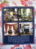 Book Laura Ashley Living Rooms Hardback 1989 Photos English Decor