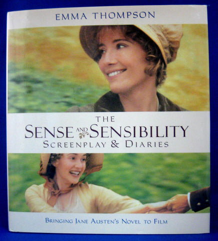 Book Sense And Sensibility Diaries By Emma Thompson 1995 Movie Companion