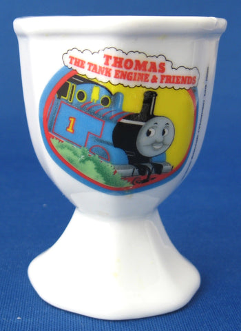 Eggcup Thomas The Tank Engine And Friends England Character Collectibles 1996
