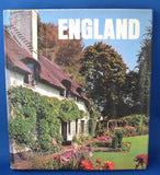 Book England Coffee Table Book Mountfield Hardback Gorgeous Photos 1997