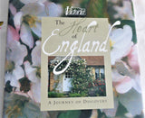 Book Victoria Magazine Heart of England Hardback Gorgeous Photos 1999 New
