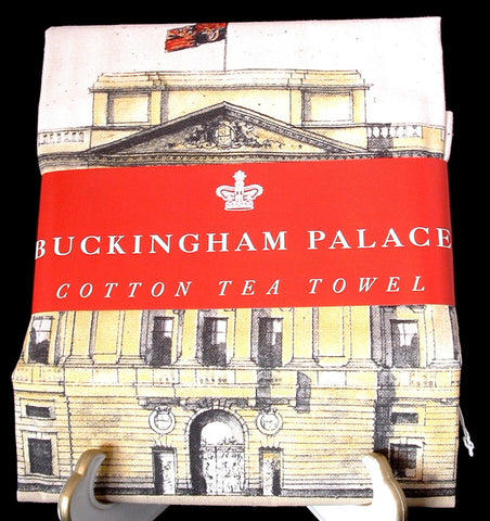 Tea Towel Buckingham Palace London The Royal Collection New Dish Towel