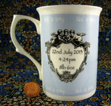 Prince George Birth Mug Adderley William And Kate English 2013 English Bone China