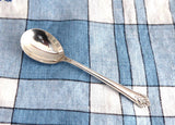 Sugar Spoon Her Majesty Rogers 1847 USA Sugar Shell 1930s International Silver - Antiques And Teacups - 1