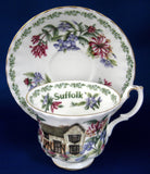 Royal Albert Suffolk English Cottages Cup and Saucer English Country Cottages - Antiques And Teacups - 3