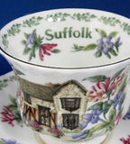 Royal Albert Suffolk English Cottages Cup and Saucer English Country Cottages - Antiques And Teacups - 4