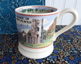 Emma Bridgewater Mug National Trust Countryside Find Peace English Pottery 2005 - Antiques And Teacups - 1