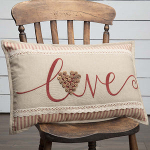 Rustic Valentine's Day Decor