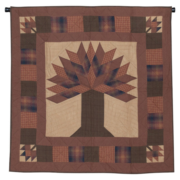 Autumn Tree Mini Quilt