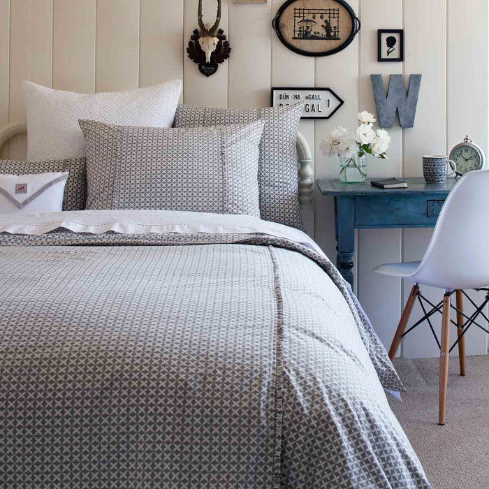 Charleston Grey Duvet Cover