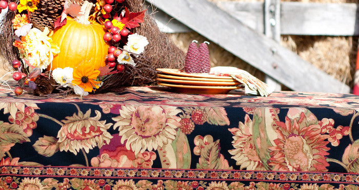 Fall Decorating Ideas for Country Homes