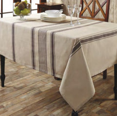 Charlotte Slate Tablecloth