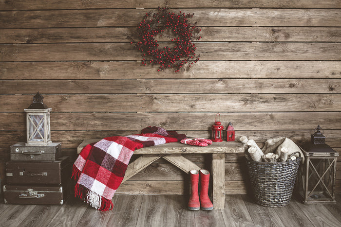 Affordable Country Christmas Decorating Ideas