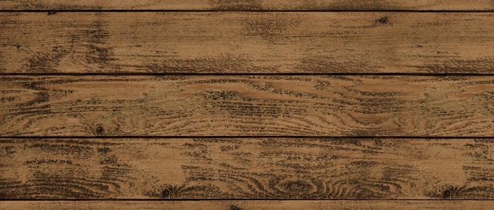 Rustic Faux Wood Low Profile Rugs