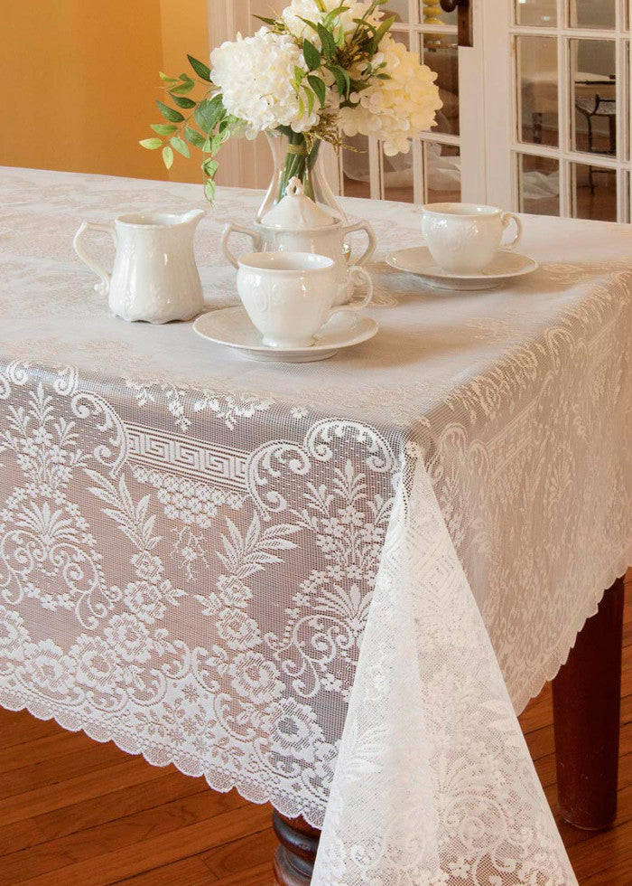 Filigree Tablecloth