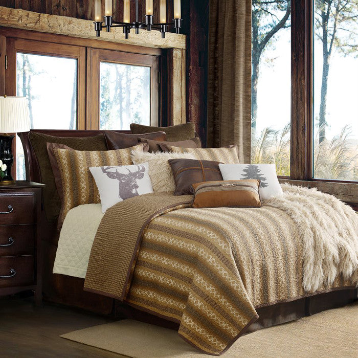 Hill Country Quilt Set