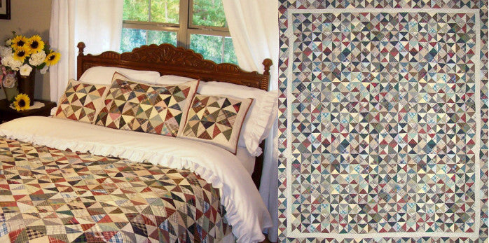 Colorful Farmhouse Bedding